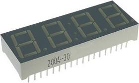 CC56-11GWA 14.2мм 4х7 зеленый ОК, 10.5мКд