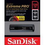 Фото 7/7 SDCZ880-128G-G46, Флеш-накопитель Sandisk Флеш-накопитель SanDisk Extreme PRO USB 3.1 Solid State Flash Drive 128GB