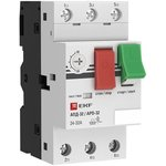 Выключатель автоматический для защиты двигателя АПД-32 1.6-2.5А EKF apd2-1.6-2.5