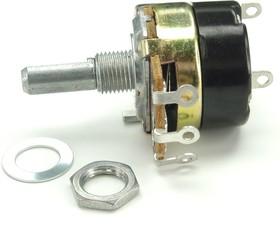 24S1-A20K, L20F, 20 кОм, Резистор переменный с выключателем