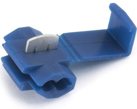 Фото 1/3 3MB (CW-2), Соединительная муфта с защелкой (синяя)