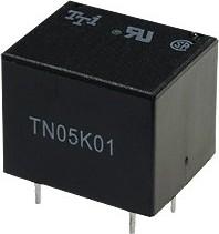 TRD-5VDC-SB-CL, Реле 1пер. 5V / 12A, 120VAC