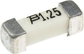 B1250T, Предохранитель, 1.25 A, 600 В