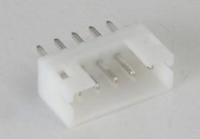 Фото 1/5 B5B-PH-K-S (LF)(SN), Conn Shrouded Header (4 Sides) HDR 5 POS 2mm Solder ST Top Entry Thru-Hole Box