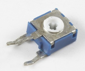 CA6H, 100 Ом, Резистор подстроечный