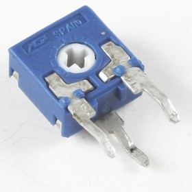 CA6H, 1 кОм, Резистор подстроечный