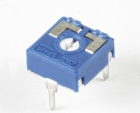 CA9V, 1 МОм, Резистор подстроечный