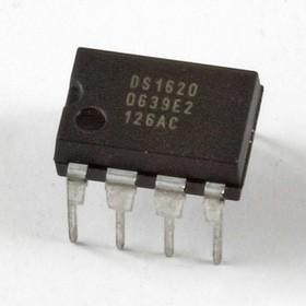 DS1620+, Термометр- термостат 0.5C, Ind, DIP8