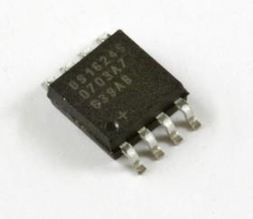 Фото 1/5 DS1624S+, Термометр, 0.03С, I2С, Com, SO8