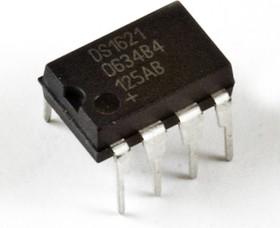 Фото 1/3 DS1621+, Термостат, точность 0.5C, Com, DIP8