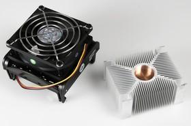 NW11F-825BA, Кулер для AMD K8, P4 Socket 775, 91x100x89.6mm , подшипник качения