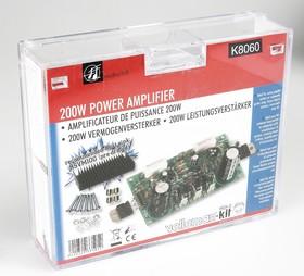 K8060, Усилитель мощности дискретный 200Вт