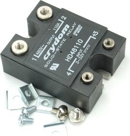 Фото 1/2 HD4850, Реле 3-32VDC, 50A/480VAC