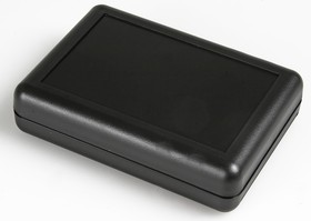 Фото 1/2 G909B, Корпус для РЭА 105х75х26.4 мм, пластик, черный