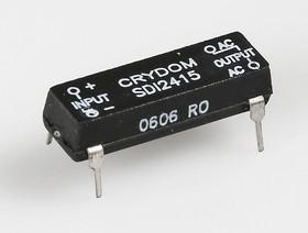 SDI2415, Реле 10-50mA, 1.5A/240 VAC