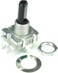 Фото 1/3 PEC16-4220F-S0024, Энкодер инкрементный + выключатель (кнопка)