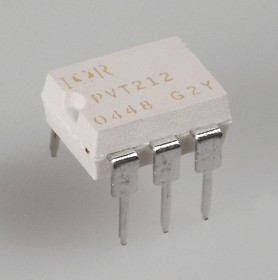 PVT212PBF, Реле 1-полярное 150В 550мА AC / 825мА DC