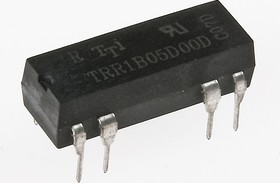TRR-1B-05-D-00-R, Реле 5V / 1A,100V (DIP)