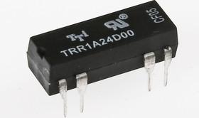 TRR-1A-24-D-00-R, Реле 24V / 1A,100V (DIP)