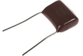 К73-17 имп, 0.1 мкФ, 630 В, 5-10%, Конденсатор металлоплёночный