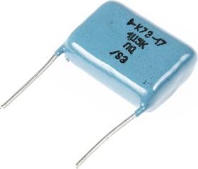 К73-17, 1.5 мкФ, 160 В, 10%, Конденсатор металлоплёночный