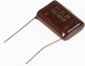 К73-17 имп, 1.5 мкФ, 400 В, 5-10%, Конденсатор металлоплёночный