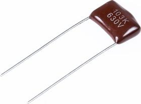 К73-17 имп, 0.01 мкФ, 630 В, 5-10%, Конденсатор металлоплёночный