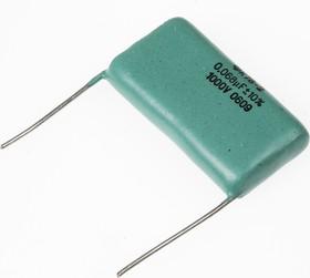 К78-2, 0.068 мкФ, 1000 В, 10%, Конденсатор металлоплёночный