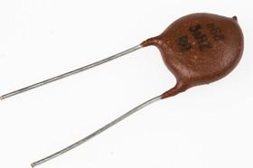 К15-5 Н20 680пФ х 3.0кВ, Конденсатор керамический высоковольтный