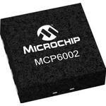 Фото 2/2 MCP6002T-E/MC, Операционный усилитель, I/O с полным размахом, 2 Усилителя, 1 МГц, 0.6 В/мкс, 1.8В до 6В, DFN