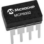Фото 1/4 MCP6002-I/P, Op Amp Dual Low Power Amplifier R-R I/O 6V Automotive 8-Pin PDIP Tube