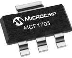 Фото 1/2 MCP1703-1802E/DB, LDO Regulator Pos 1.8V 0.25A 4-Pin(3+Tab) SOT-223 Tube