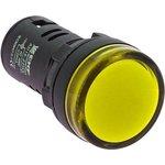 ledm-ad16-o-24, Матрица светодиодная AD16-22HS желтая 24В DC PROxima
