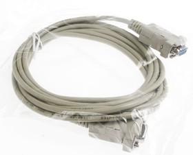 XYC016 (1.8м), Кабель интерфейсный COM-COM DB9F-DB9F