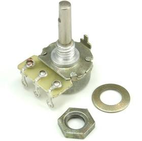 СП3-4АМ, 0.125 Вт, 47 кОм, 3-20, 20%, Резистор переменный