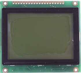 WG12864C-YYH-VN, ЖК матрица 128х64