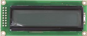 WH1602C-YGH-CT(K), ЖКИ 16х2, англо-русский