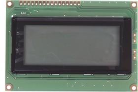 WH1604A-NGG-CT, ЖКИ 16х4, англо-русский