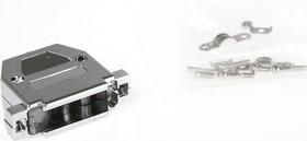 Фото 1/2 DN-25C (DS1046-25 C1S), Корпус к 25 pin, металлизированный