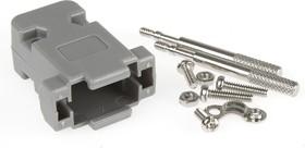 Фото 1/3 DPT- 9C (DS1045-09 AP1L), Корпус к 9 pin, с удлиненными винтами