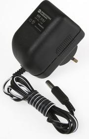 БПН 12-0.3 (штекер 5.5х2.5, А), Блок питания нестабилизированный, 12В,0.3А,3Вт (адаптер)
