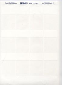 ELAT-27-361, Этикетки пленочные (1лист) (1000/83/1)