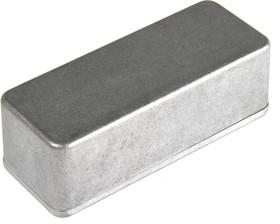 B037, Корпус для РЭА 89x35x30мм, металл