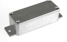 BS37MF, Корпус для РЭА 89x35x30мм, металл, герметичный, с крепежным фланцем