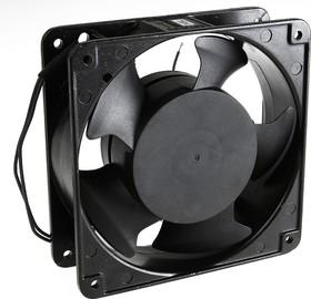 EC1238A2HBL, Вентилятор 220В, 120х120х38мм гибкий вывод , подш. качения, 2500 об/мин