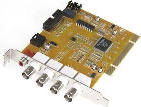 SK-2000FB (EK-500FB) PCI, Плата видео захвата 4 канала, 1-50 кадр/сек