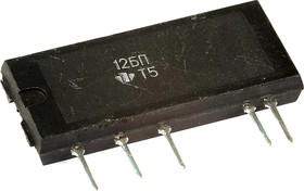 Фото 1/2 К293КП12БП (5П20 Б1), Однонаправленное мощное МОП-реле 400В/0.7А, корпус SIP12