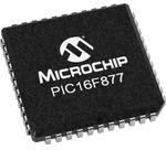PIC16F877A-E/L, MCU 8-bit PIC16 PIC RISC 14.3KB Flash 5V 44-Pin PLCC Tube