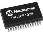 PIC16F1938-E/SS, MCU 8-bit PIC16 PIC RISC 28KB Flash 2.5V/3.3V/5V Automotive 28-Pin SSOP Tube