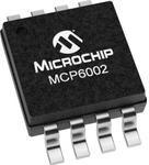 Фото 1/3 MCP6002-I/MS, Op Amp Dual Low Power Amplifier R-R I/O 6V Automotive 8-Pin MSOP Tube